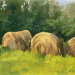 Addren Doss - Beginning Oil Painting - 1