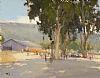 Rec Trail, Monterey by Brian Blood Oil ~ 11 x 14
