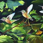 Ed McKay - April Featured Artist - First Friday Art Walk