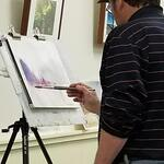 Alan James - Online or in Person Watercolor Classes