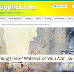 Alan James - Jerry's Artarama Online Classes