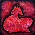 #11 by Son of the Moon Acrylic ~ 10 x 10""