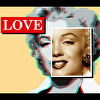 Marilyn Love Yellow