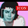 Michael Jackson Icon Violet