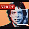 Jagger Strut Orange