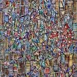Nadia Goldstein - Strokes of Genius, Maryland Federation of Art