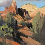 Casey Cheuvront - Sedona Arts Center 40th Annual Juried Members Exhibition