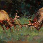 Anita Mosher Solich - Coors Western Art Show & Sale