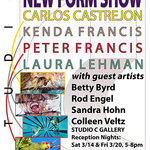 Kenda Francis - NEW FORMS Show