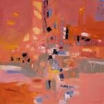 "Debra Kay Guess - ""Intuitions"" at the Lexington Art League"
