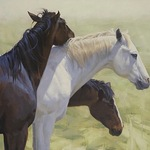 Laurie Kersey - Mountain Oyster Club Contemporary Western Art Show and Sale