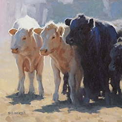 Laurie Kersey - Oil Painters of America Salon Show
