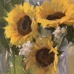 Laurie Kersey - American Impressionist Society Small Works Showcase