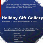 Mary Ann Pals - Holiday Gift Gallery