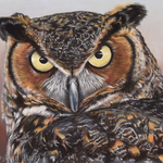 Mary Ann Pals - Great Lakes Pastel Society 2021 Small Works Members Exhibit