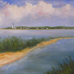 Sam D'Ambruoso - Paint in Old Lyme Connecticut