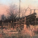 Jack Harkins - 22nd Annual Stars of Texas Juried Art Exhibit