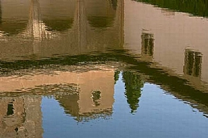 reflecting granada by nina hauser  ~  x