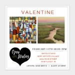 Karen Murphy - Valentine's Open Studio and Sale