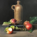 Cary Jurriaans - TODD CASEY, Painting the Still Life in Oil
