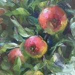 Elo Wobig - 5 th Annual American Impressionist Society Small Works Showcase