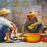 Fran Mangino - National Exhibition, Punta Gorda, FLorida Visual Art Center