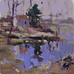 Ann Larsen - Value, Color, Temperature - Equals Harmonious Paintings