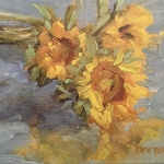 Beth Barger - 25th Annual Fine Arts League of Cary Juried Exhibition