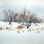 "Ken Vonderberg - ""Transitions"" Wisconsin Visual Artists members exhibition"