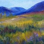 Lauren Combs - Evening Acrylic class