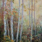 Lauren Combs - Basic Acrylic Painting and Mixed Media - Thursdays 10 AM- noon