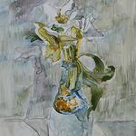 "Deliece Blanchard - WATERCOLORS ""Drenched in Color"" - Purnell Pettyjohn, Ellen White, Deliece Blanchard"