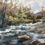 Deliece Blanchard - Cowpasture River Plein Air Retreat and Exhibit