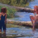 Carmela Martin - Exhibit at Float Gallery