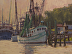 Docked and Ready by Michael Reibel