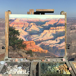 Aaron Schuerr - Desert Light: Plein Air Painting