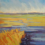 Diana Rogers - Connecticut Plein Air Painters Society Juried Exhibit