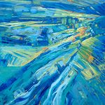 Diana Rogers - New Haven Paint and Clay Club Active Members Exhibition