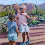 Jacqueline Chanda - La Encantada Fine Art Market