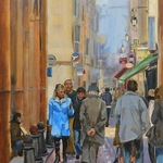 Jacqueline Chanda - Oil Painting National Exhibition 2021