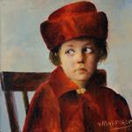 Victor Mordasov - The Miniature Painters, Sculptors & Gravers Society of Washington, D.C. (MPSGS) 2019 Exhibition