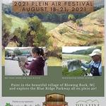Susan Havey - 2021 Blowing Rock Plein Air Festival