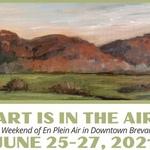 Susan Havey - Art is in the Air:  A weekend of En Plein Air in Downtown Brevard
