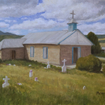 Lee McVey - The Churches of New Mexico