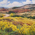 Lee McVey - Painting the Landscape in Pastel 3 Day Workshop