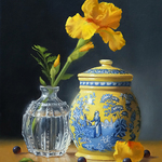 Rose Ann Bernatovich - Oil Painters of America's 2019 Easternal Regional Juried Exhibition