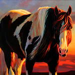 "Nancy Davidson - ""Hold Your Horses!"" Exhibition & Sale"