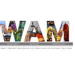 WAM (Women. Artists. Mentors) - tHrEe Lifetimes of Discovery at Colgan Gallery