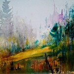janis goldblatt - Colorado Watercolor Society - A Splash of Colorado 2020