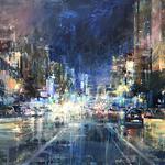 Christine Lashley - Dramatic Oils: Solvent Free